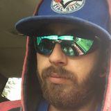 Beardguy looking someone in Drayton Valley, Alberta, Canada #9