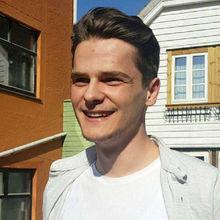 Burim looking someone in Norway #10