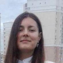 Alya looking someone in Belarus #9