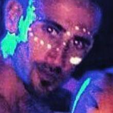 Nick looking someone in Mauritius #6