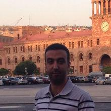 Amin looking someone in Armenia #7