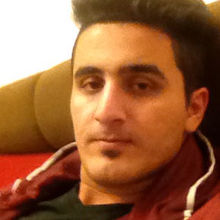Mustafa looking someone in Slovakia #9